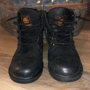 Vintage Toddler Timberland Boots